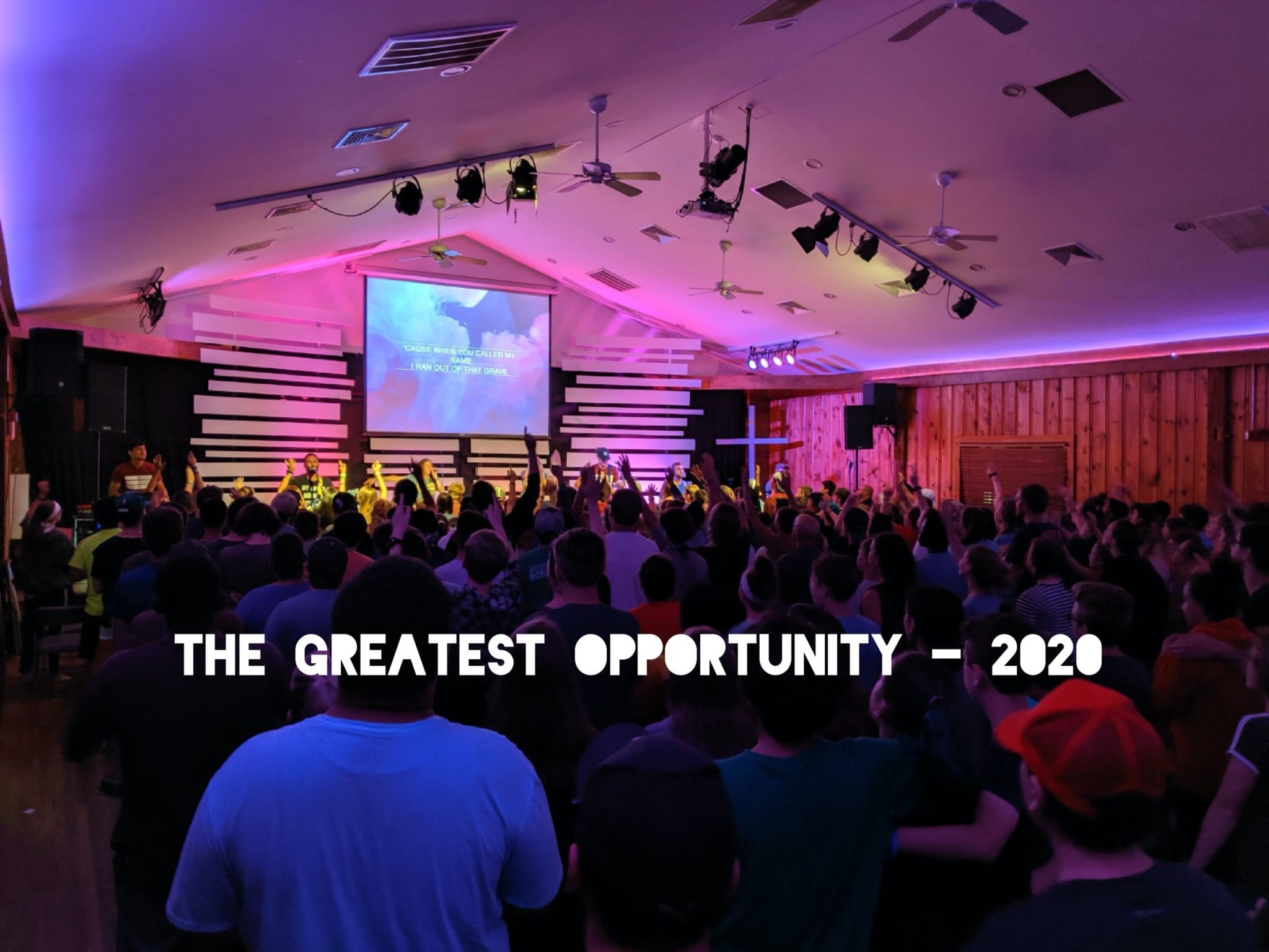 The Greatest Opportunity – A New Years Reflection